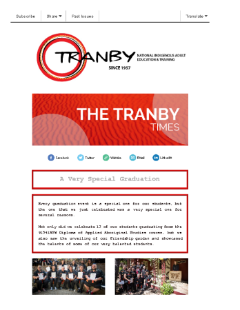 The Tranby Times October 2016