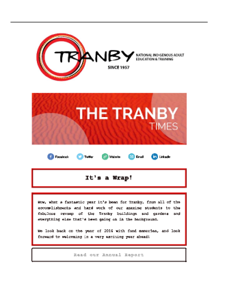 The Tranby Times December 2016