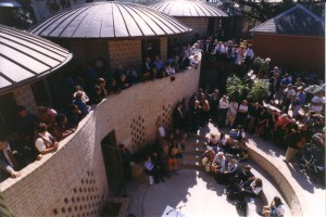 Opening of the New Buildings at Tranby, 1998